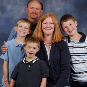 GARNER, Doug & Sue Danny, Alex, Lucas